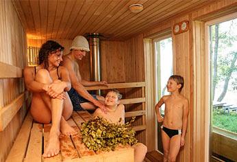 Семейные пары в сауне фото 146-279