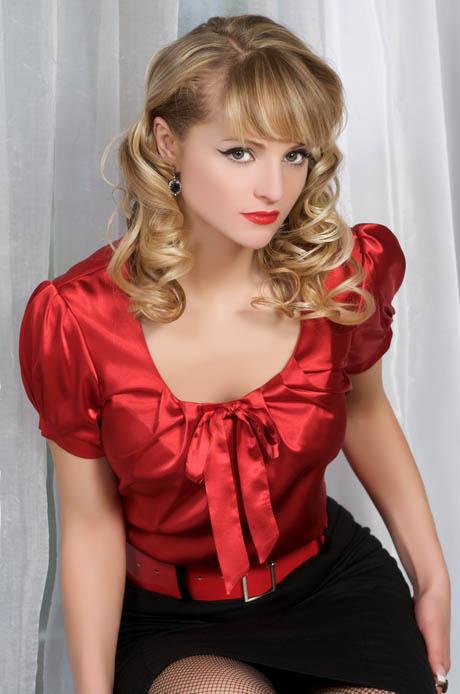 Блузка Из Атласа