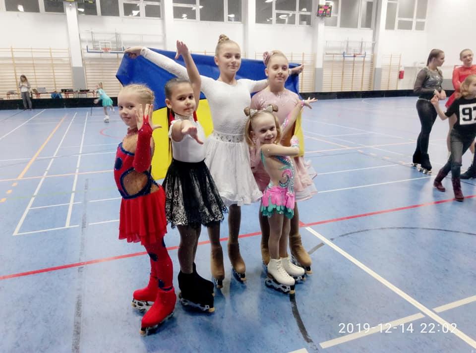 Сумські фігуристи підкорюють Польщу