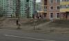 Сумчане просят обустроить спуск к пешеходному переходу напротив ТЦ «Лавина»