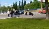 В Сумах на Харьковской пешеход попал под колеса авто