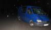 На Черниговской микроавтобус сбил пешехода