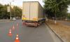 В Шостке водитель «ГАЗели» подрезал фуру и скрылся с места ДТП
