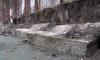 Последствия ремонта в Сумской гимназии №1 смогут устранить только весной