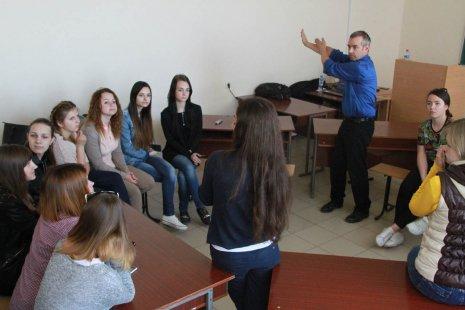 Тренинги для студентов программы