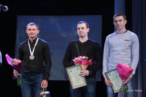 Николай Негрей, свессянин, - лучший учитель физкультуры
