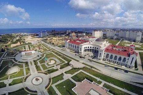 Бывшая академия Нацбанка Украины вСевастополе передана Нахимовскому училищу
