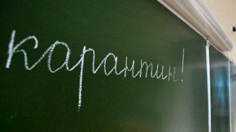 Сумские школы закрылись накарантин