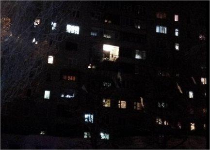 ВСумах взрывом разнесло квартиру