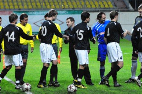 Кубок губернатора Сумщины по футболу, Юрий Чмырь приветствует спортсменов