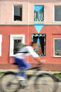 «Мир-театр» Джорджо де Кирико глазами киевского художника Ярослава Майстренко.
