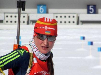 Спортивный суд отменил дисквалификацию украинской биатлонистки Абрамовой