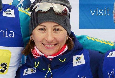 Вита Семеренко поменяет «бронзу» Олимпиады на«серебро»