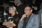 Юрий Луценко отдыхал на «Джаз Коктебель» вместе с супругой.