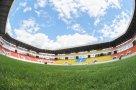 Стадион «Юбилейный» введен в эксплуатацию 20 сентября 2001 года.