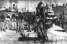 От этого уникального памятника Шевченко работы Ивана Кавалеридзе Сумы избавились в 1953 г., стараясь угодить вкусам генсека Никиты Хрущова.