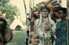 Полтавский вождь племени ирокезов, подружившийся с Махмудом Эсамбаевым.
