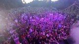 Концерт группы NLM в Сумах собрал полтысячи зрителей.