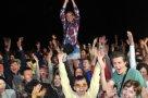 В этом году «Джаз Коктебель» собрал 20 тыс. зрителей. Большинство приехали в Крым из Украины, России, Беларуси.