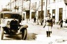 На перекрестке улицы Ленина и Красной площади. Сентябрь 1943 г.