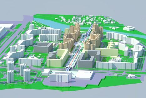 Эспланада - последняя возможность архитектурного возрождения города