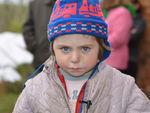 5-ти летнюю девочку на Тернопольщине целую ночь искали в лесу 700 человек