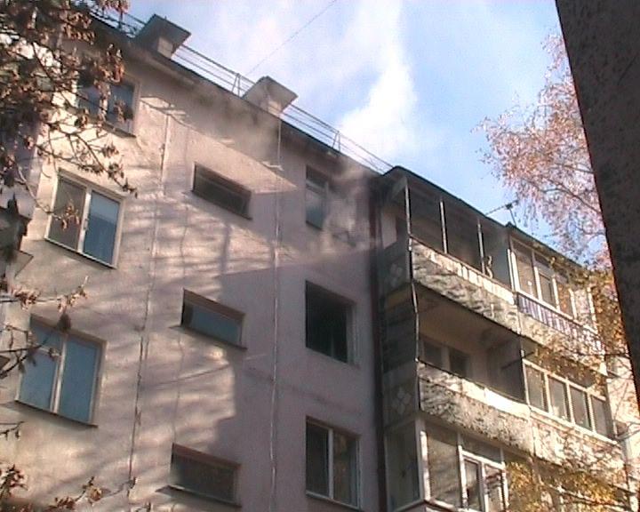 В Сумах во время пожара сгорел мужчина