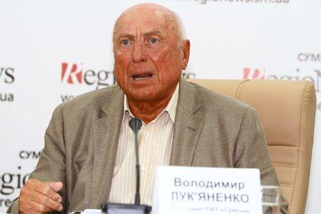 Почетный президент завода Фрунзе «кидает» Украину на налогах