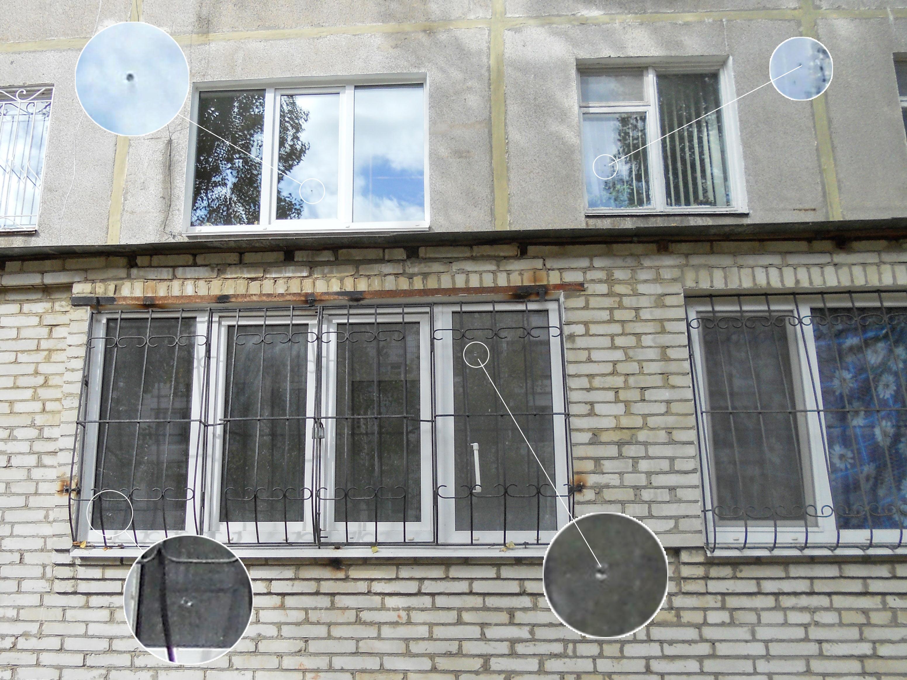 У соседки в окне 15 фотография